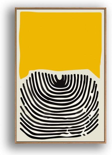 Abstract Thumbprint Artwork